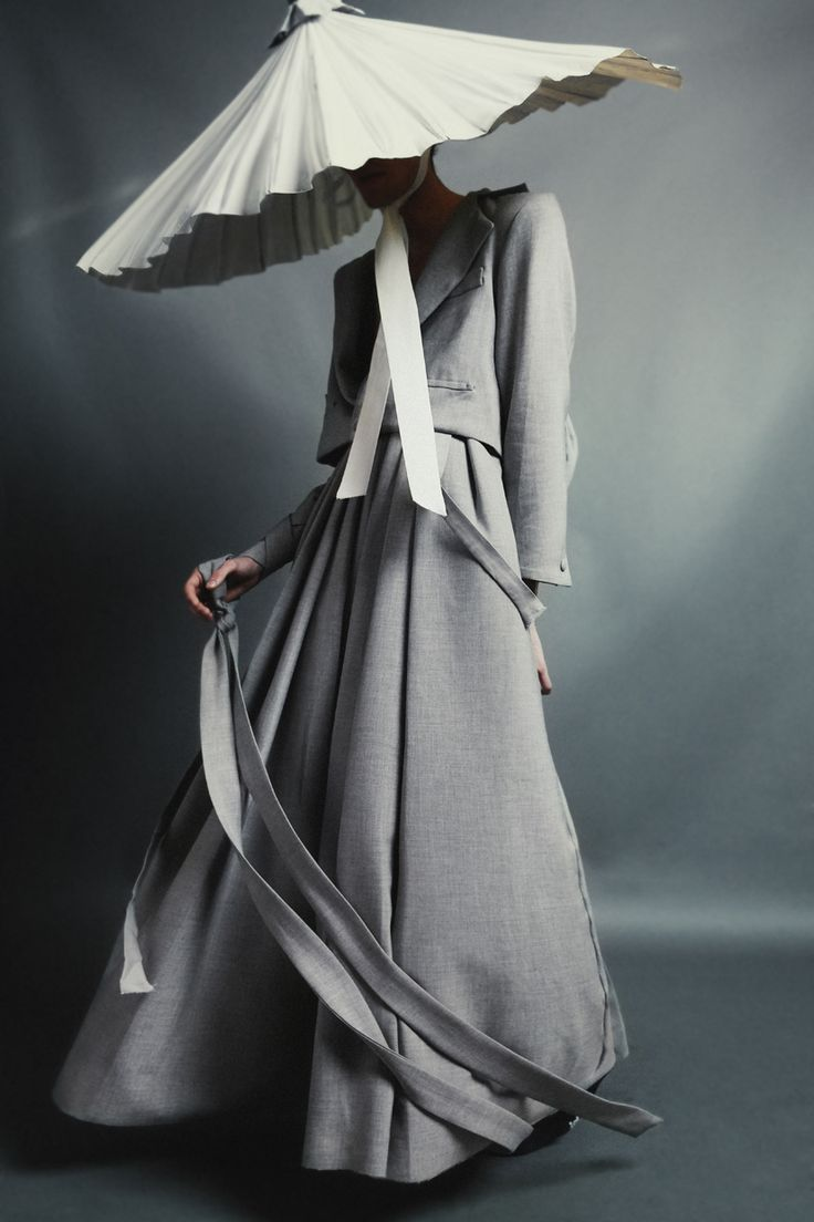 Alessandro Trincone fashion designer Naples gender-free sculptural   Lancia Trendvisions
