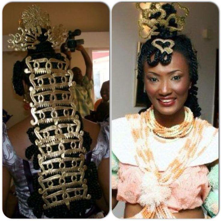 24 Best Efik/Calabar Brides Images On Pinterest