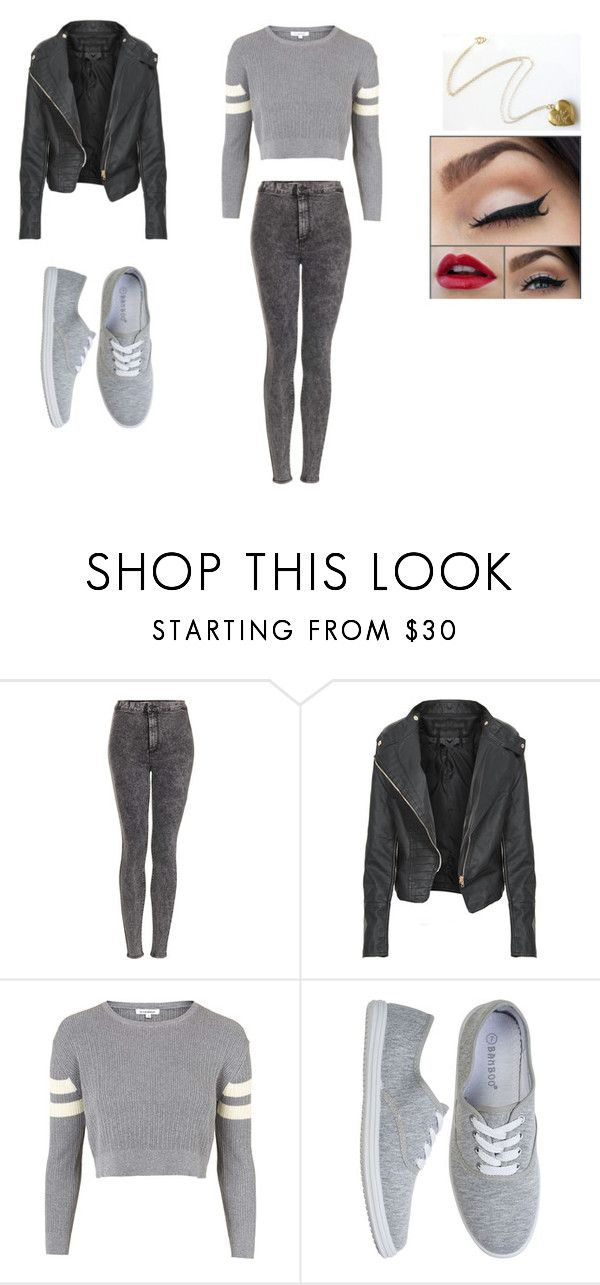 """Untitled #66"" by ej0337005 ❤ liked on Polyvore featuring Topshop"