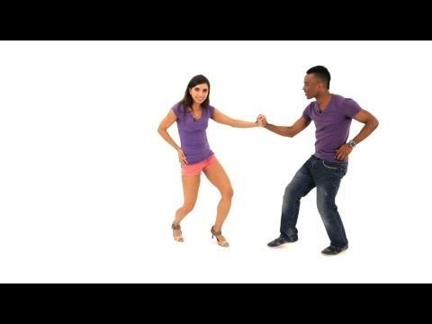 ▶ Intermediate Footwork with a Partner | Bachata Dance - YouTube