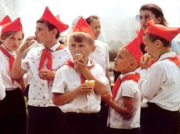 Вы помните вкус советского мороженого? Такой был вкусный!