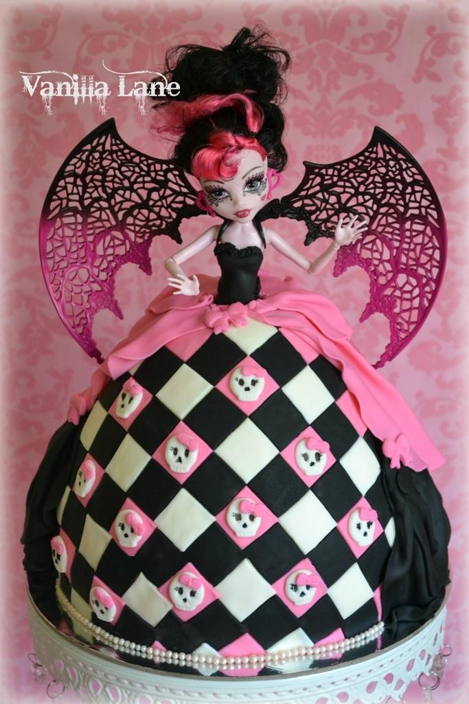 Super 84 best Monster High Cakes images on Pinterest   Monster high  PK73