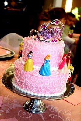Princess party ideas - put out the dress up clothes so everyone can try stuff on
