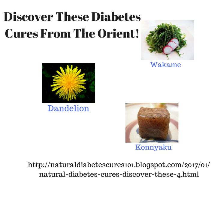 Natural Diabetes Cures: Discover These 4 Diabetes Cures From The Orient!