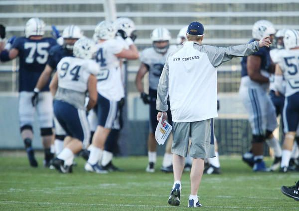 Doug Robinson: Same old question: Can BYU football and the Honor Code coexist? | Deseret News