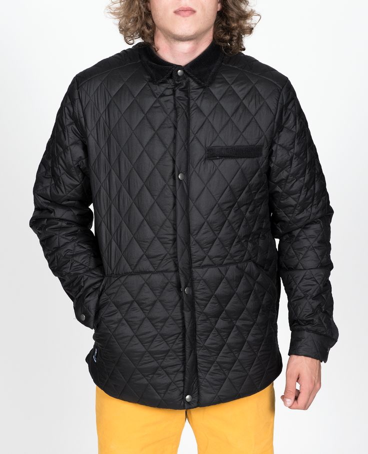 R-Collection Quilted jacket