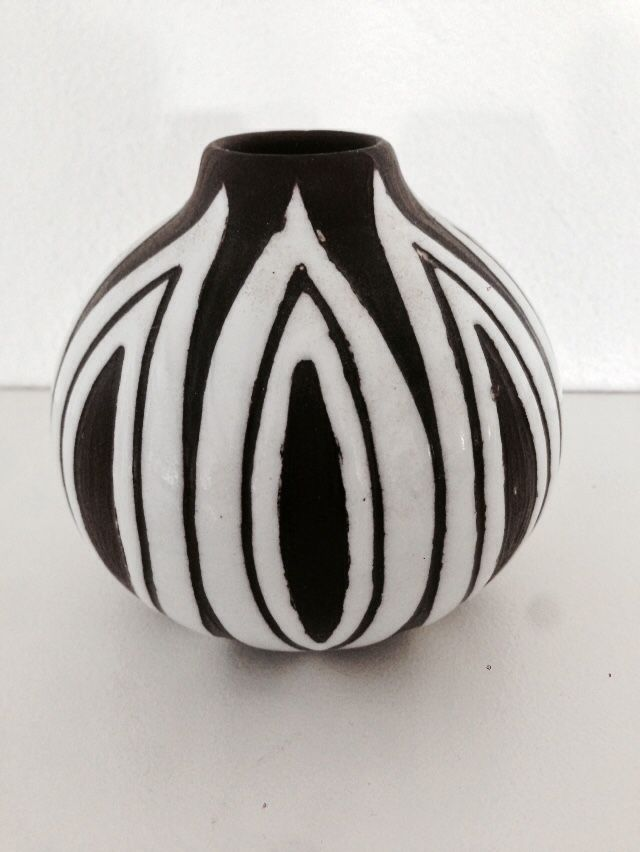 Design. Marianne Starck for Michael Andersen. Negro serie