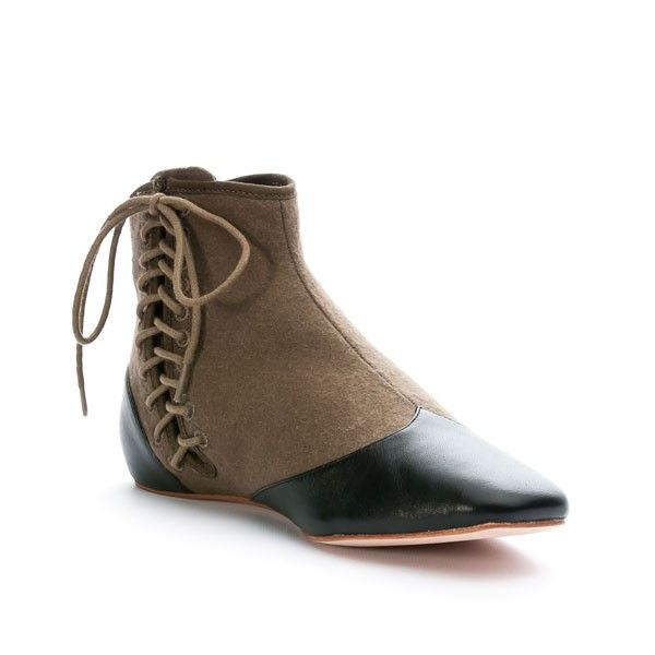 """I need a pair of """"Gettysburg""""s in my modern wardrobe, for those days that my feet feel heavy."""