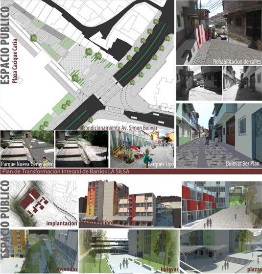 Galería de Resultados Concurso Proyectos de Desarrollo Urbano e Inclusión Social CAF 2012 - 30