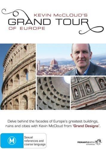 Kevin McCloud - Grand Tour of Europe [NON-USA Format / PAL / Region 4 Import - Australia]