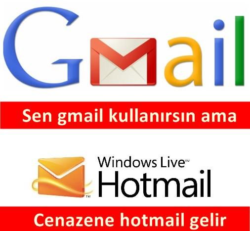 gmail vs. hotmail