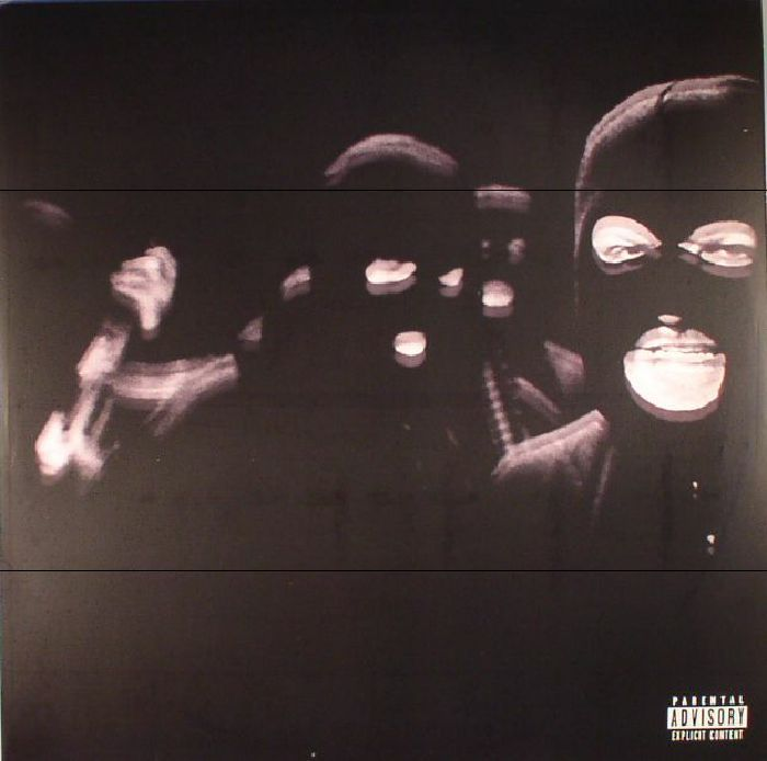The artwork for the vinyl release of: La Coka Nostra - To Thine Own Self Be True (Fat Beats) #music HipHop