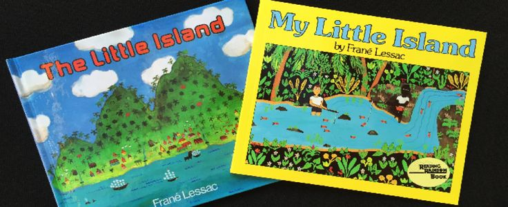 11 Questions with My Little Island Author Frané Lessac - Caribbean & Co.