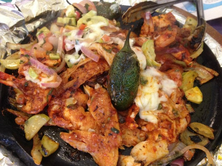 Parrillada at La Morenita Restaurant, Lincoln Heights