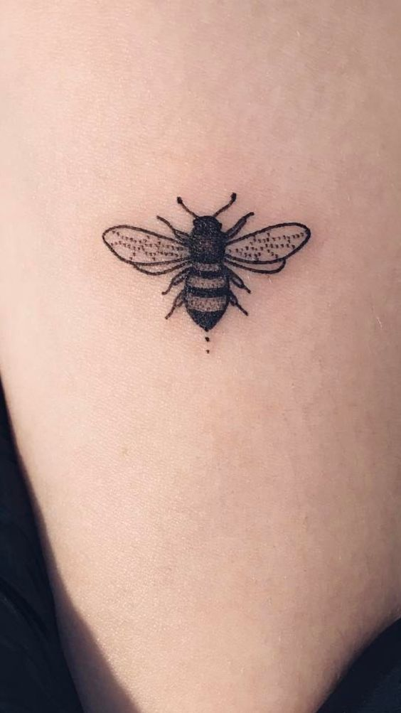 Pin and visit the website. #bees #honeybees #honeybee #tattoo #tattooideas –  –