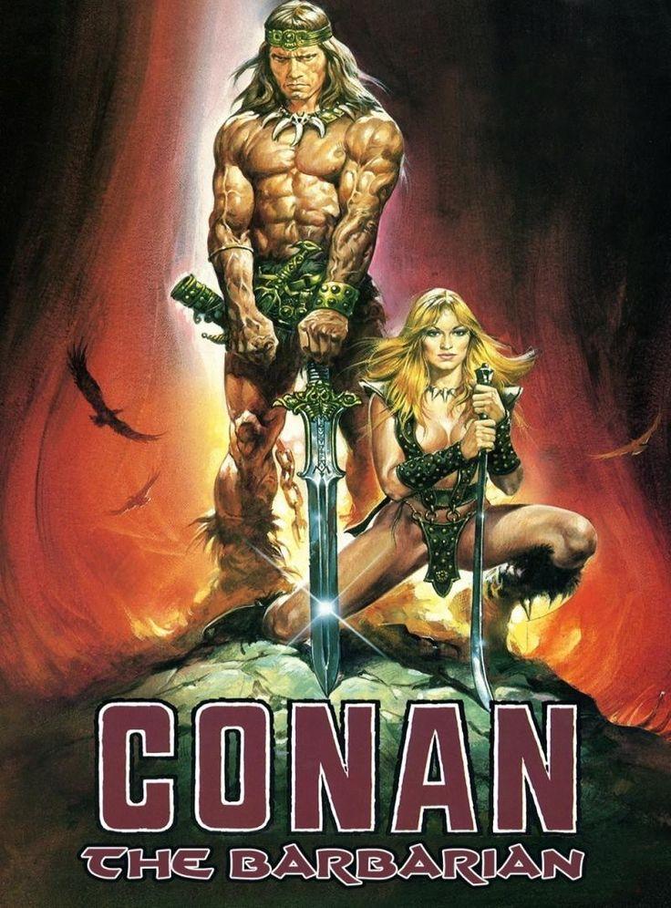 Conan, el bárbaro (1982) HDTV | clasicofilm / cine online