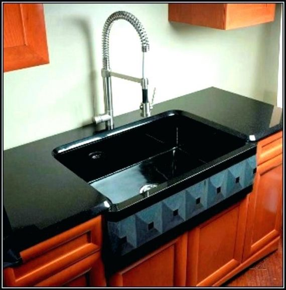 Lowes Black Kitchen Sink Outdoor Kitchen Countertops Black