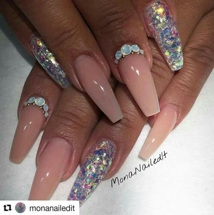 11 best nails on FLEEK images on Pinterest | Nail design, Beleza and ...