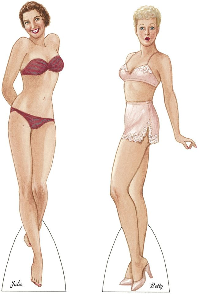 154 Best Paper Dolls: Burlesque, Dance, & Showgirls Images On