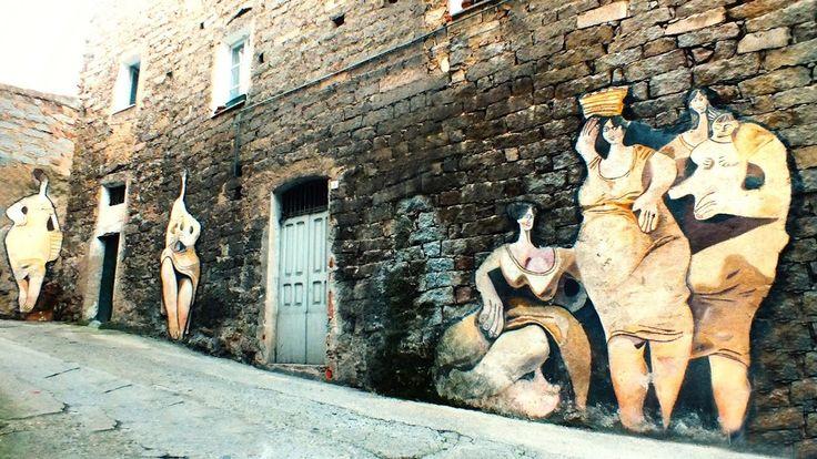 Orgosolo . Murals . Sardinia . 49 northeast - Google+.