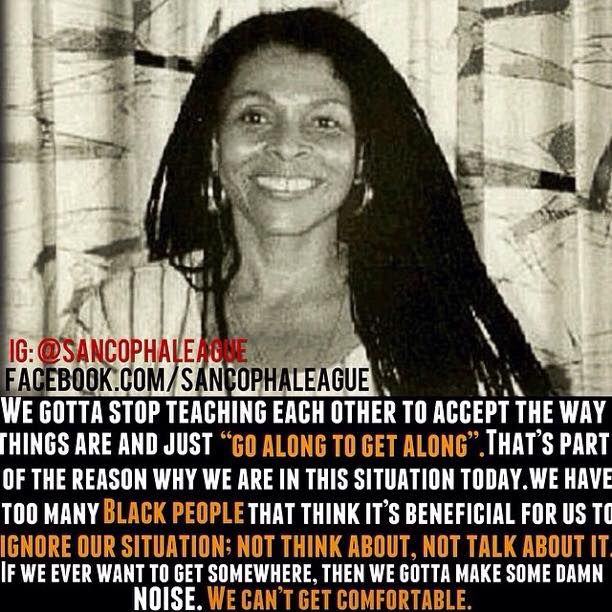 Assata Shakur: Inspiration That Resonates With Me