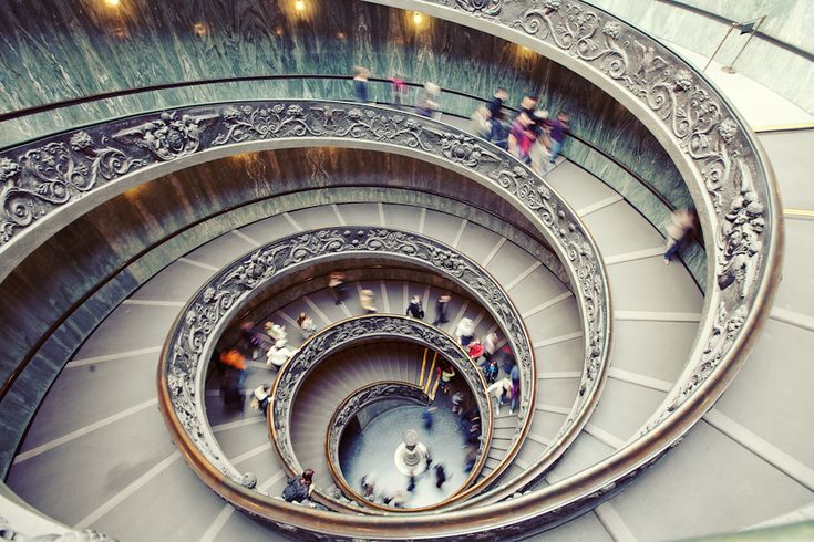 Spiralness in Rome  www.woodnotephotography.com  www.woodnotephotography.net
