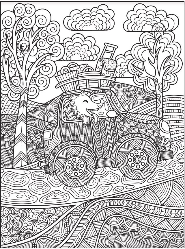 1655 best Coloring Pages for Adults images on Pinterest ...