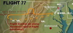 Flight 77  The Third Jet Commandeered on September 11th