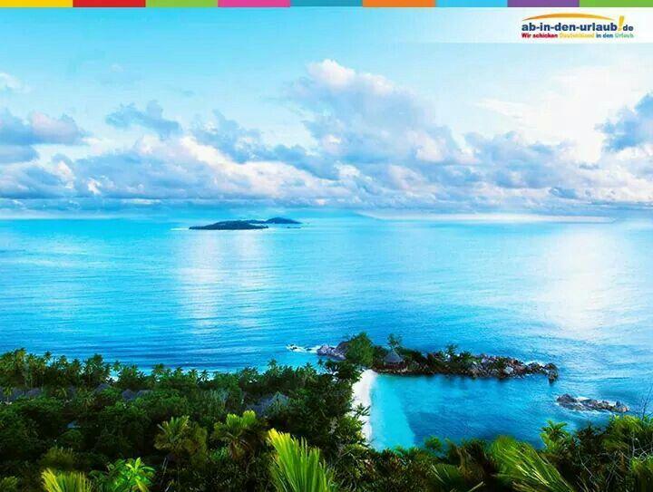 """5*-Hotel """"Constance Lemuria Resort of Praslin"""" auf den Seychellen :)"""