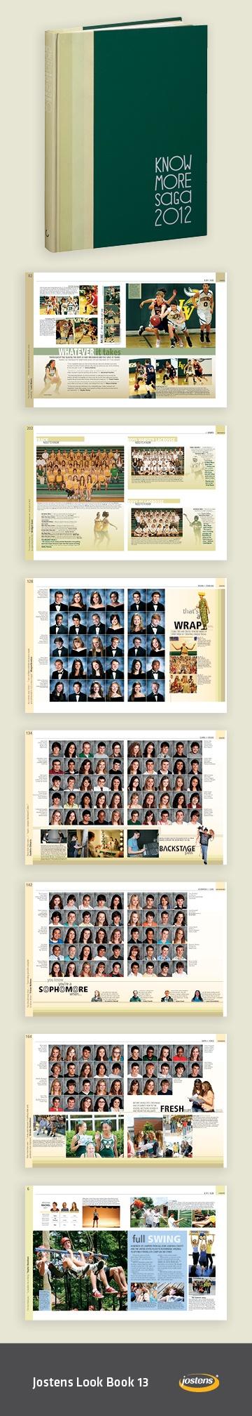 [Saga, Loudoun Valley High School, Purcellville, VA] #Yearbook #BookLook