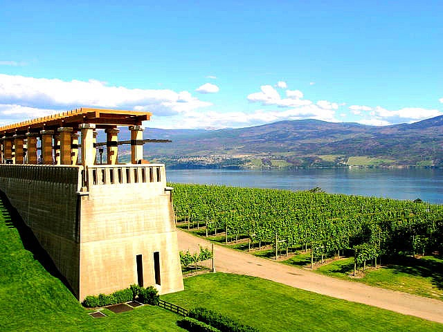 Mission Hill Estate Winery, Kelowna BC ♥ Loved and pinned by www.ductworks.ca