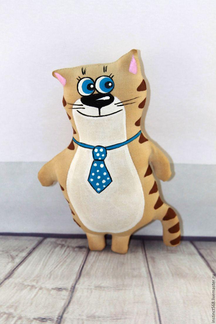 Купить Кофейные котики - коричневый, кофейная игрушка, кофейный, кофейный котик, кофе, корица, ваниль