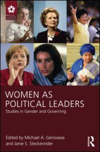 This 2013 edited volume provides case studies of women in high political office, including a chapter on Presidents Sirleaf of Liberia, Aquino of the Philippines, and Peron in Argentina