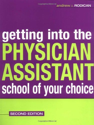 I am also interested in becoming a physicians assistant