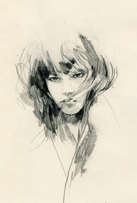 Drawings by Rico Blanco.