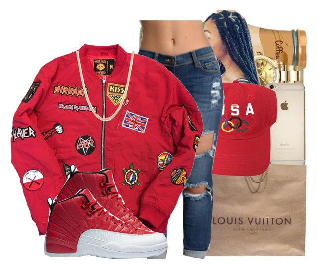"""""""Ruby ~ Foster The People"""" by retrovintagepizza ❤ liked on Polyvore featuring Rolex and Louis Vuitton"""