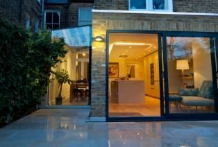 Side and Rear Extension, Extension - The Art of Building