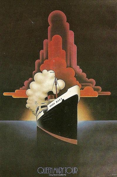 36 best images about art deco posters ocean liners on. Black Bedroom Furniture Sets. Home Design Ideas