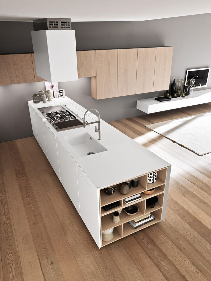 SINTESI.30 PENINSULA – Designer Kücheninseln von …