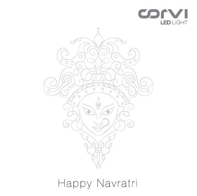 Team #Corvi wishes you a very happy #Navratri.