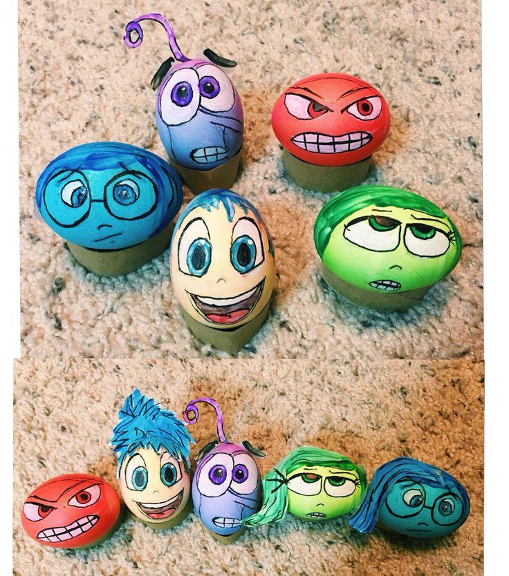 Insideout Eastereggs Disney Pixar Disneyeastereggs Insideouteastereggs Artsandcrafts Eggs