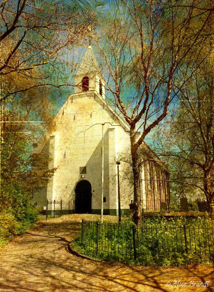 The Church of Durgerdam.