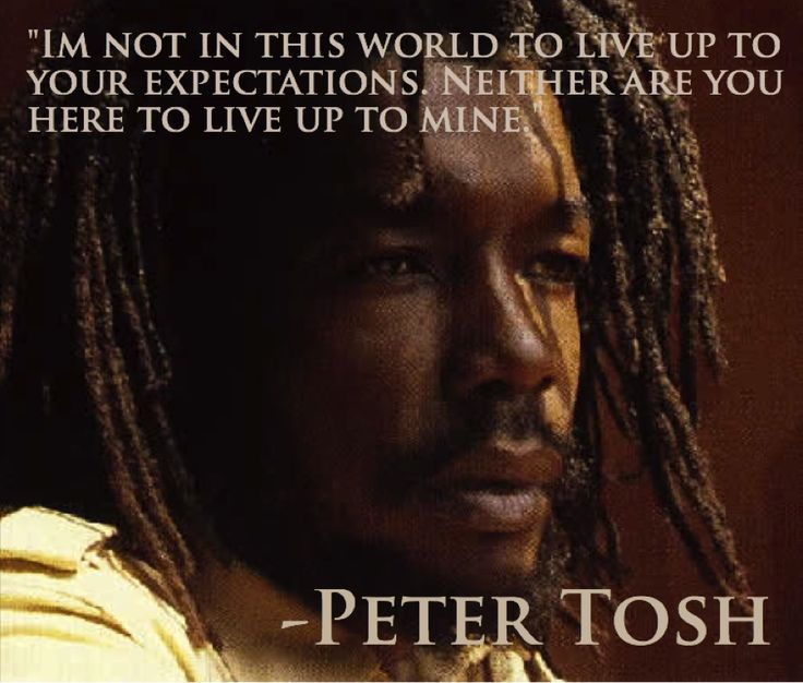 Im Not In This World To Peter Tosh 900x766 Peter Tosh