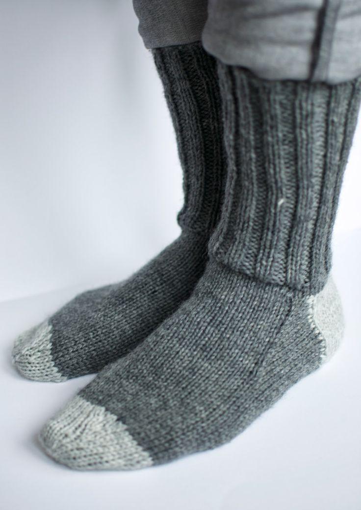 jojo kan själv: sticka sockor