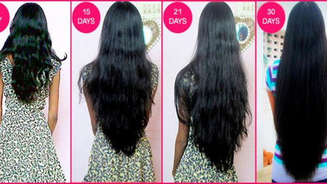 10 absurdly simple and implementable tips to grow your hair faster