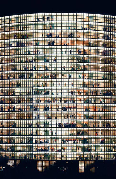De mayor y de fotógrafa quiero ser Andreas Gursky