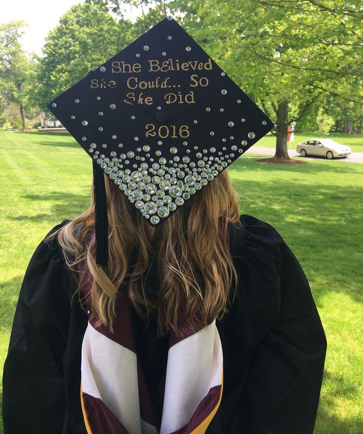 Bgsu Graduation 2020.Undergrad Graduation Cap Decoration Design Diy Bay Way