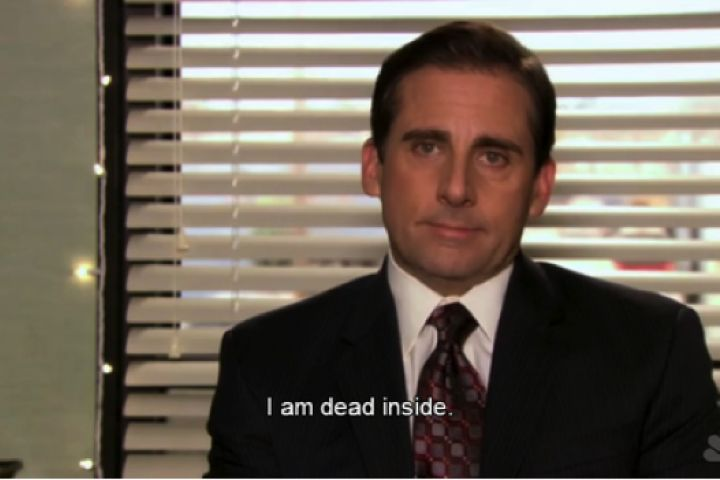 6 Signs You're Ready for Fall Break as Told by Michael Scott