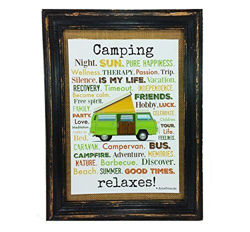 Camping relaxes. Druck Poster A4 Bus Camper Caravan gift AnneSvea Typo Deko Womo AnneSvea http://www.amazon.de/dp/B01CMVK80G/ref=cm_sw_r_pi_dp_Wkj3wb1X4TST8
