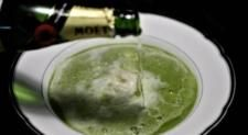 Champagnesuppe - Supper - Opskrift - goffe